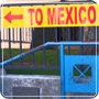 image of sign near the U.S.-Mexico border