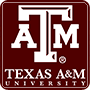 Texas A&M maroon logo