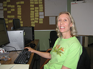 TDL Software Developer Jade Lindquist