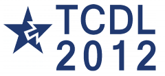 2012 Texas Conference on Digital Libraries logo
