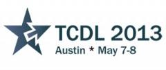 TCDL 2013 logo
