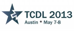 TCDL 2013 logoTCDL 2013 logo
