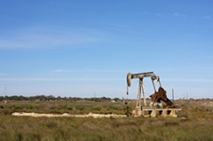 South Texas Oil Pump