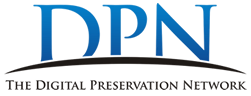 Digital Preservation Network logo