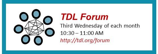 TDL Forum information