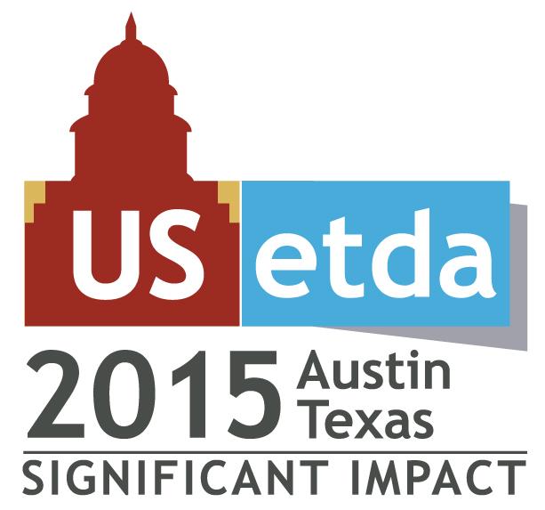 USETDA 2015 Conference logo