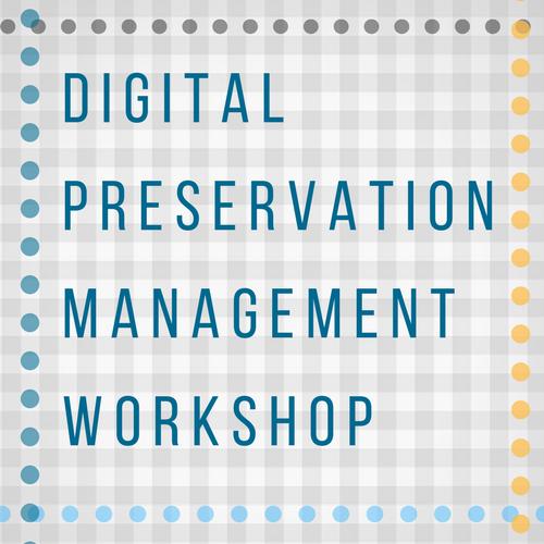 Starting a digital preservation program.
