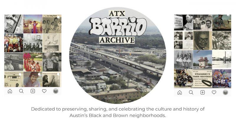 ATX Barrio Archive Logo